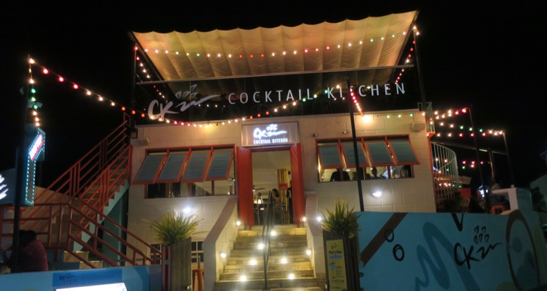 Cocktail Kitchen in St. Lawrence Gap