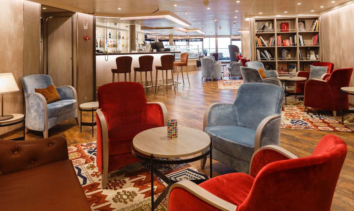 The Arts Cafe | Silver Spirit | CruiseReport