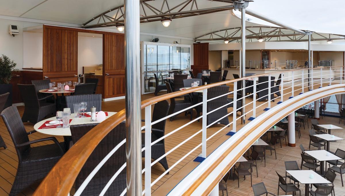 Spaccanapoli | Silver Spirit | CruiseReport