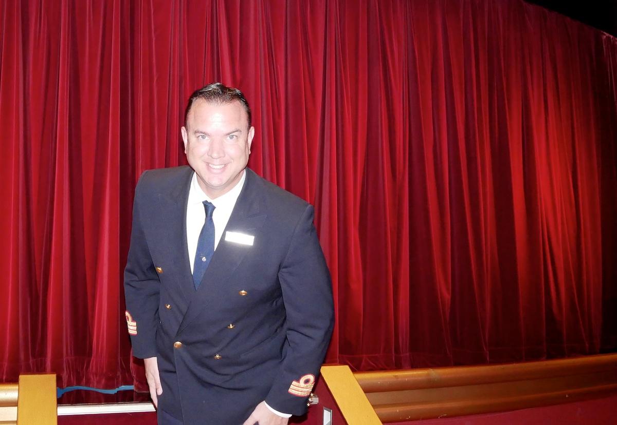 Jimmy Kovel, Cruise Director