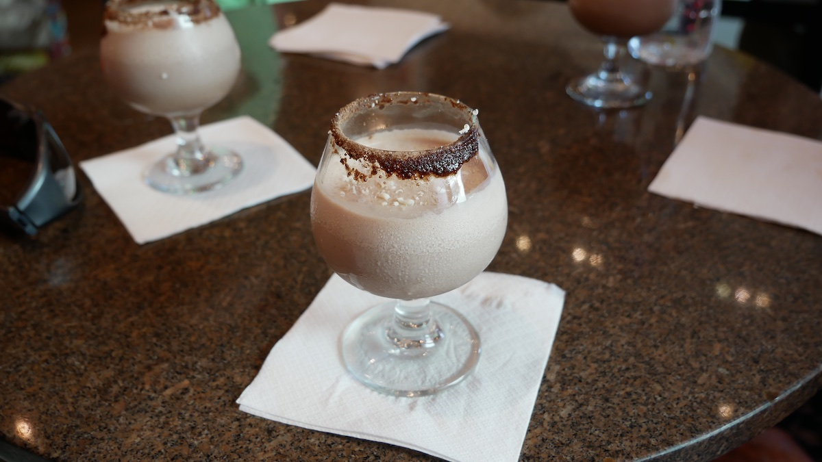 A Chocolate martini | Silversea Silver Spirit | CruiseReport.jpg