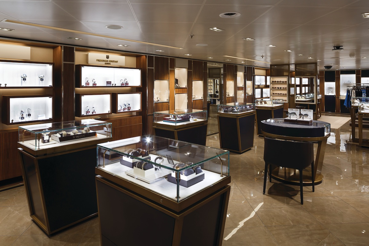 Boutiques of Silversea | Silversea Silver Spirit | CruiseReport.jpg