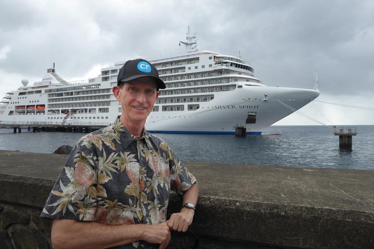 Chris Dikmen in Dominica | Silversea Silver Spirit | CruiseReport.jpg
