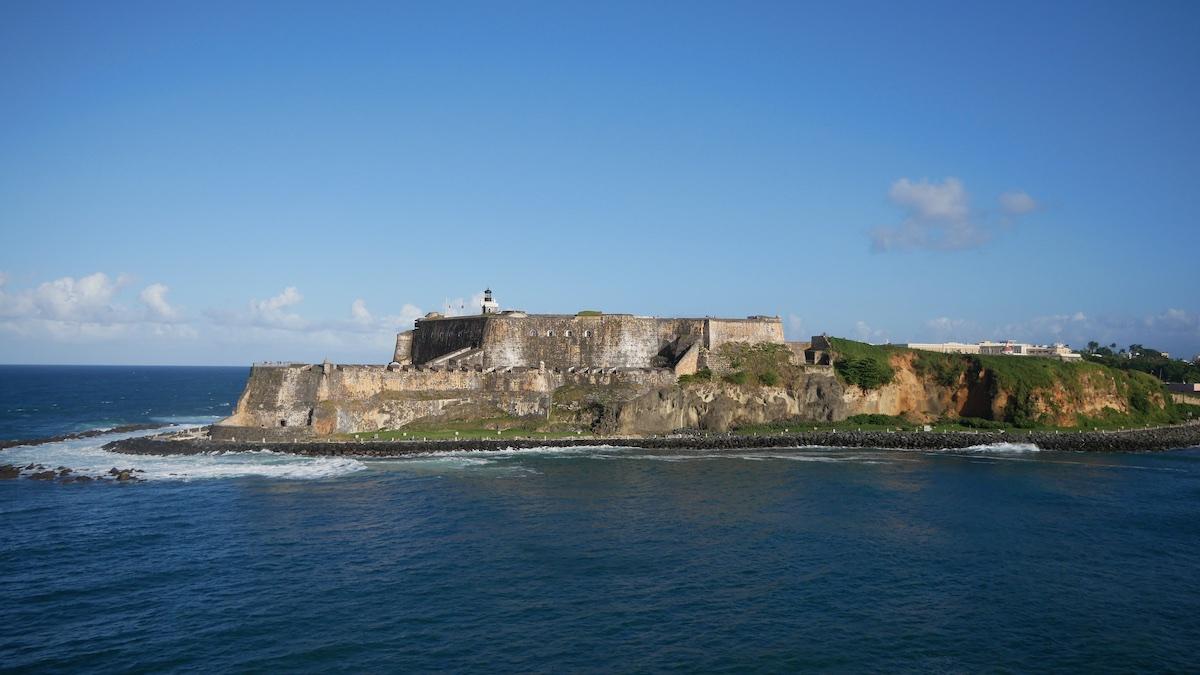 El Morro in San Juan | Silversea Silver Spirit | CruiseReport.jpg
