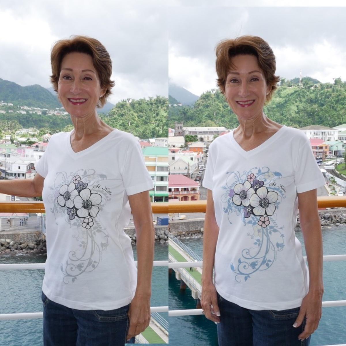 Rickee's Del Sol t-shirt | Silversea Silver Spirit | CruiseReport.jpg