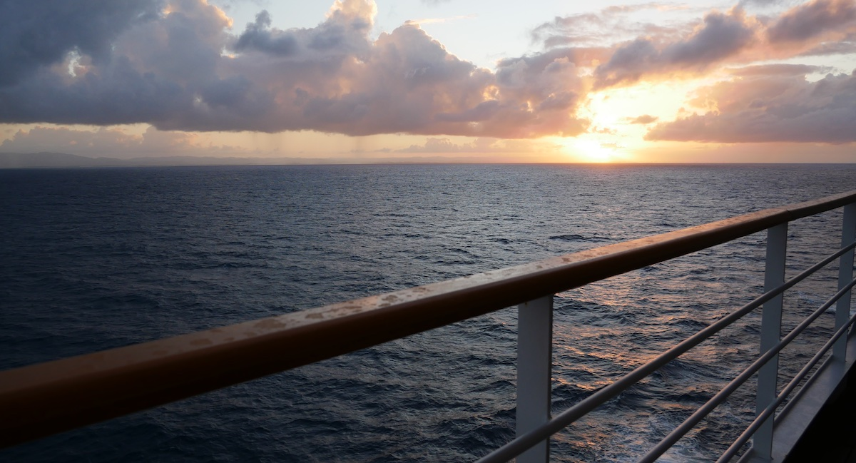 Sunset | Silversea Silver Spirit | CruiseReport.jpg