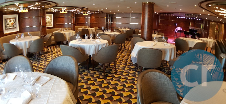 Silver Note dining room