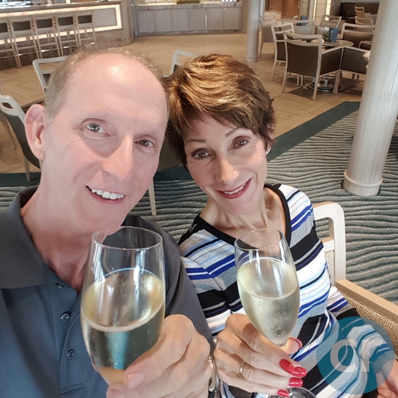 We toast to another Silversea cruise