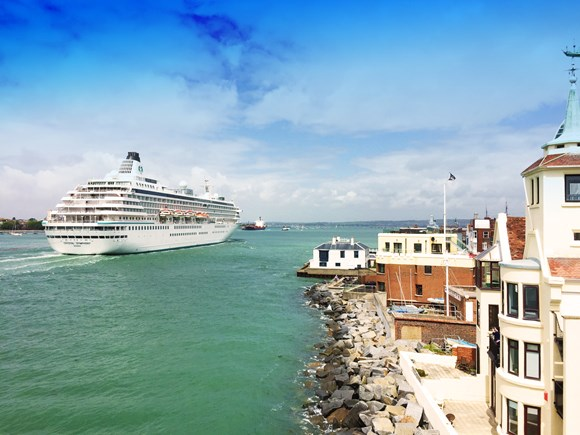 portsmouth extension | CruiseReport