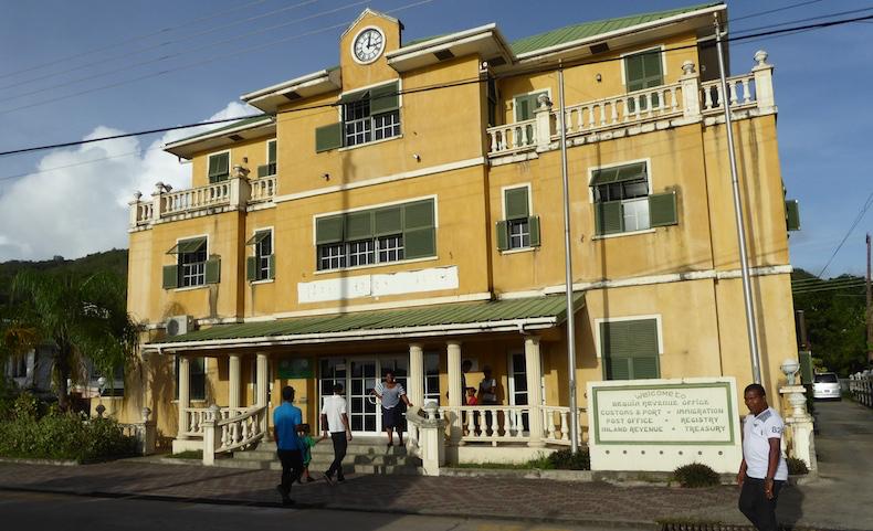 Post Office in Port Elizabeth, Bequia