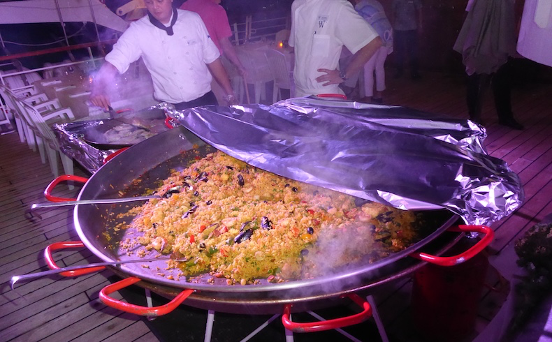 If you like Paella, you are in luck!