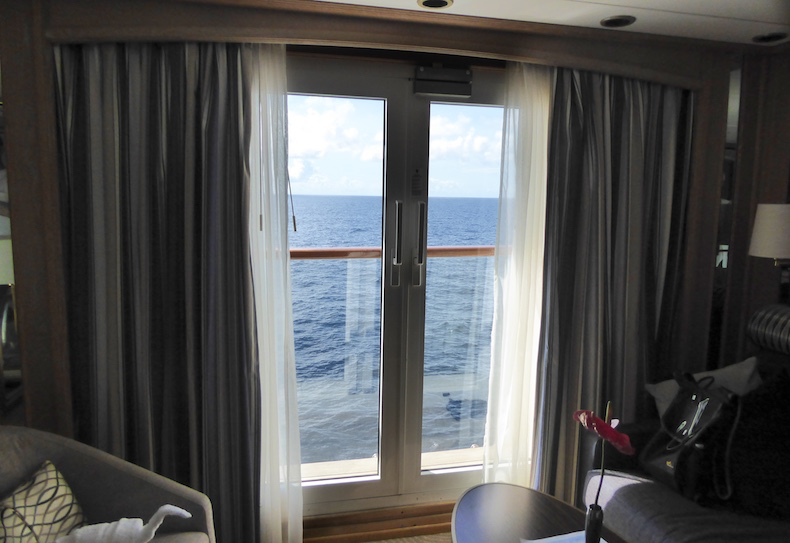 With a balcony cabin, you can enjoy the ocean breezes without leaving your room