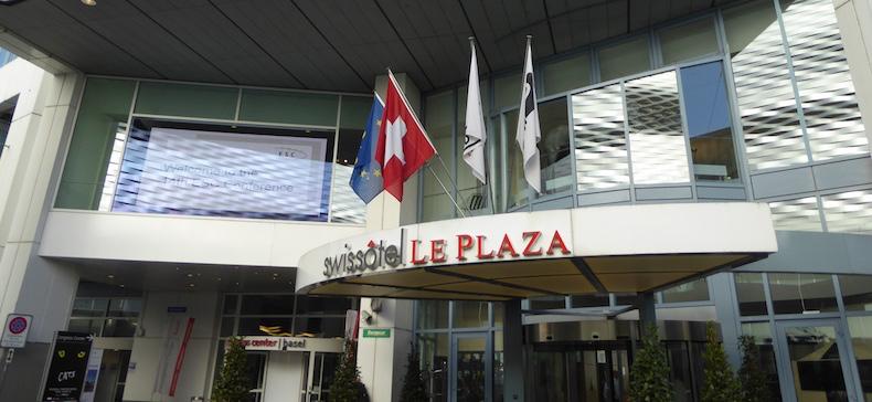 Swissôtel Le Plaza, Basel