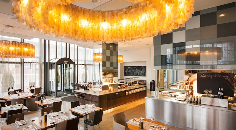 Grill 25 at Swissôtel Le Plaza