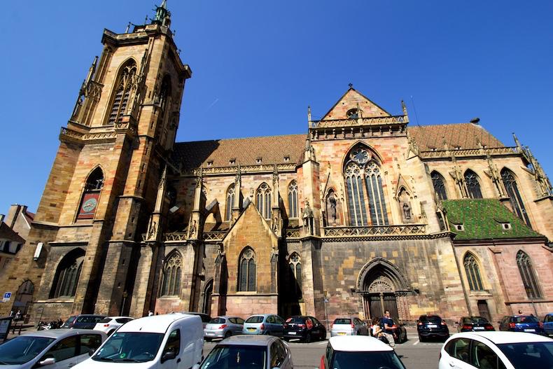 St. Martin's Church, Colmar