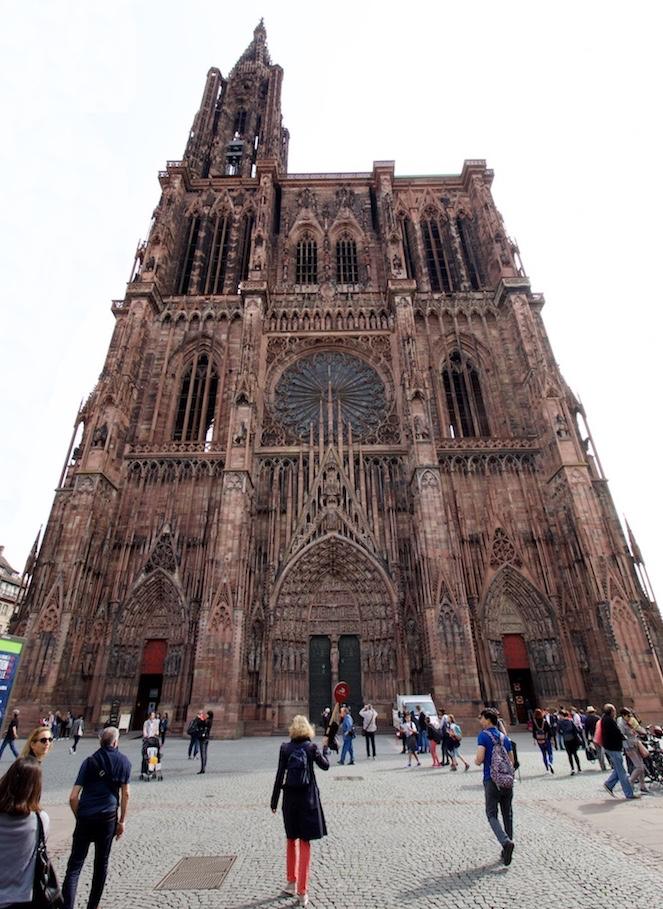 Cathedral Notre Dame, Strasbourg