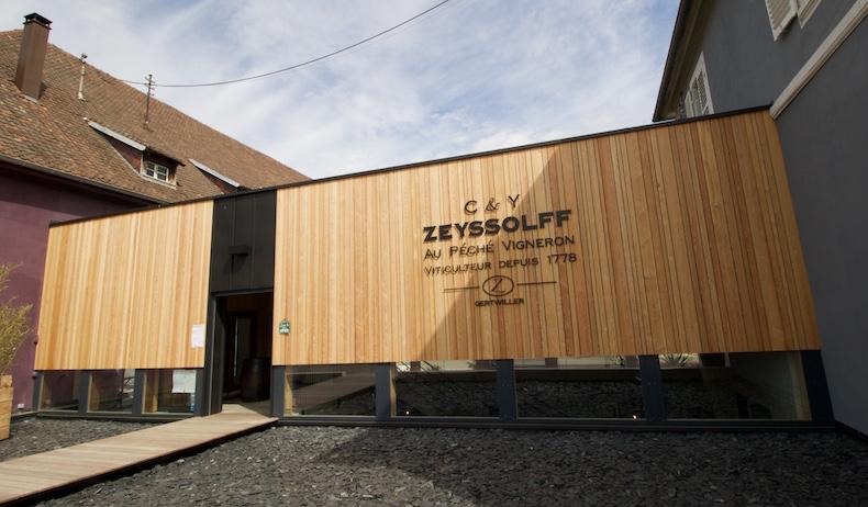 C&Y Zeyssolff winery in Gertwiller, Alsace   Viking River Cruises Viking Alruna   CruiseReport