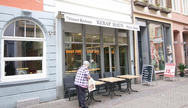 Doner joints are everywhere in Europe
