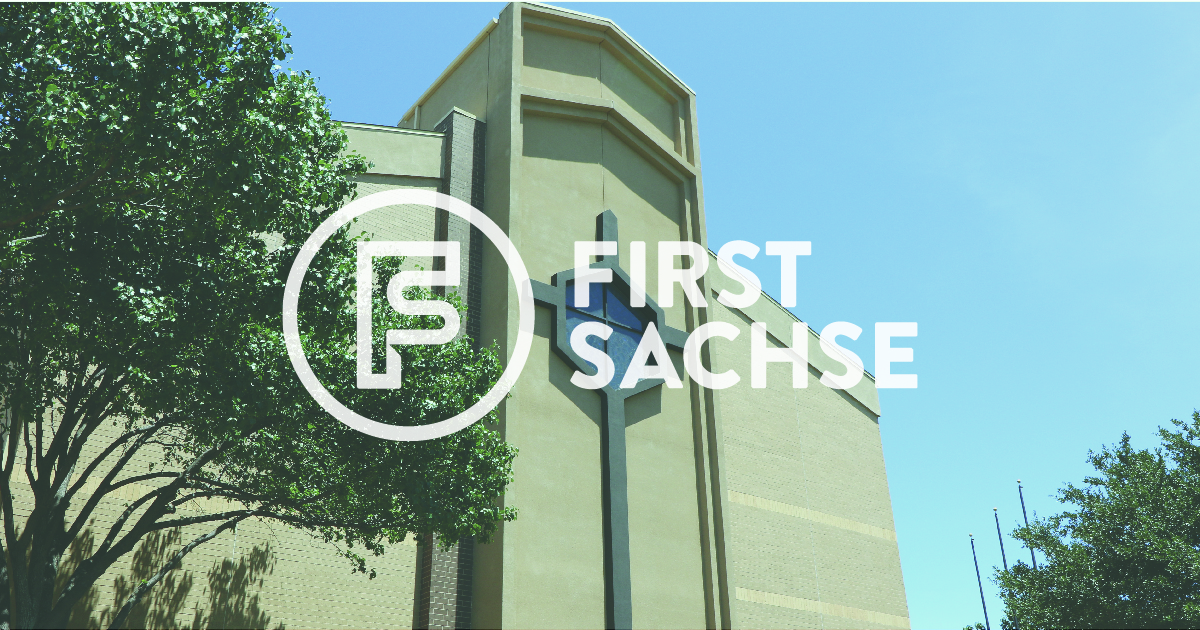 First Sachse Worship Center