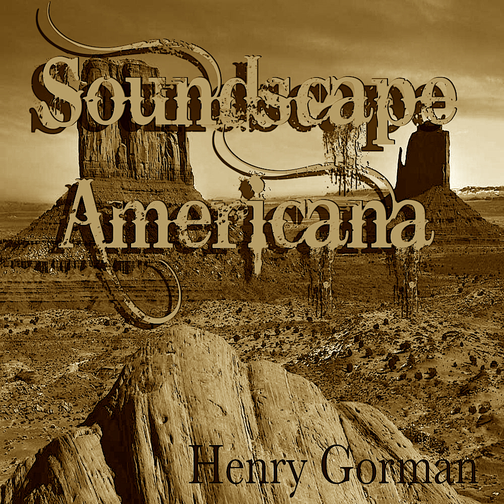14 tracks of Ambient American Western Soundscapes.