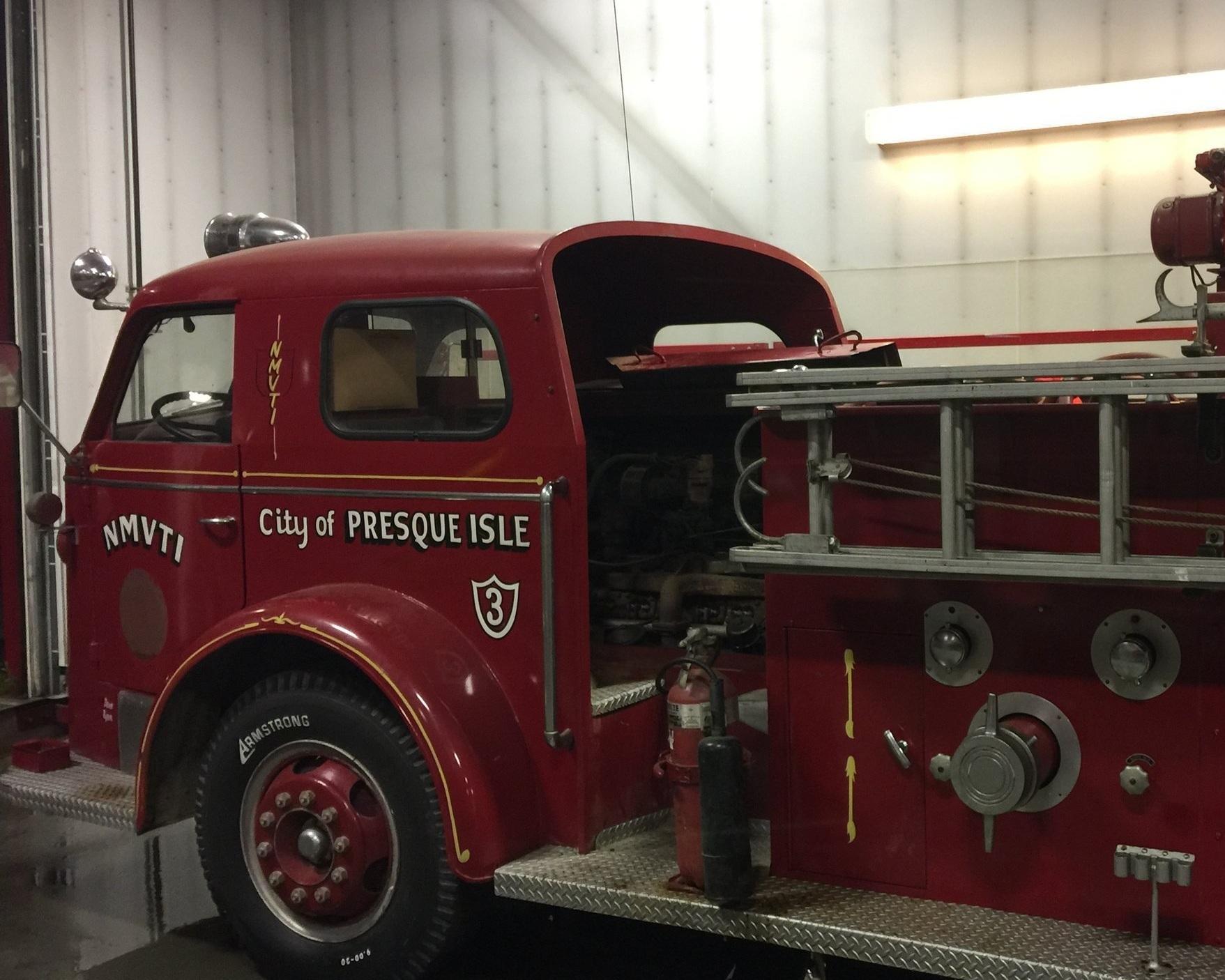 Engine #3 - 1954 American LaFrance