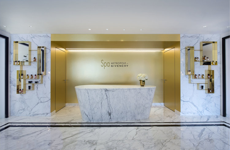 The Spa Metropole by Givenchy