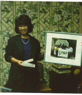 Founder, Nilda Rimonte