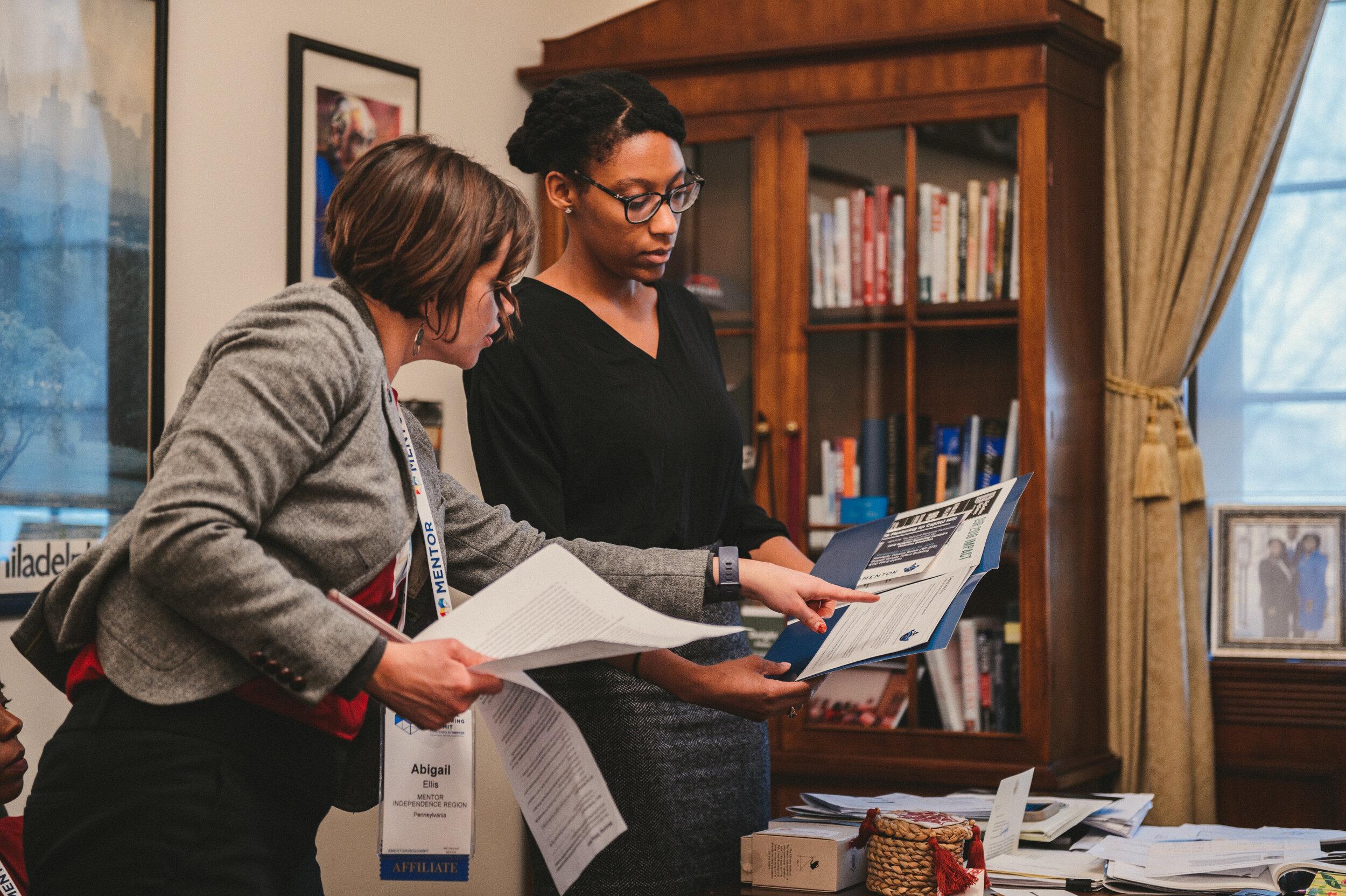 MENTOR Illinois Mentoring Advocacy