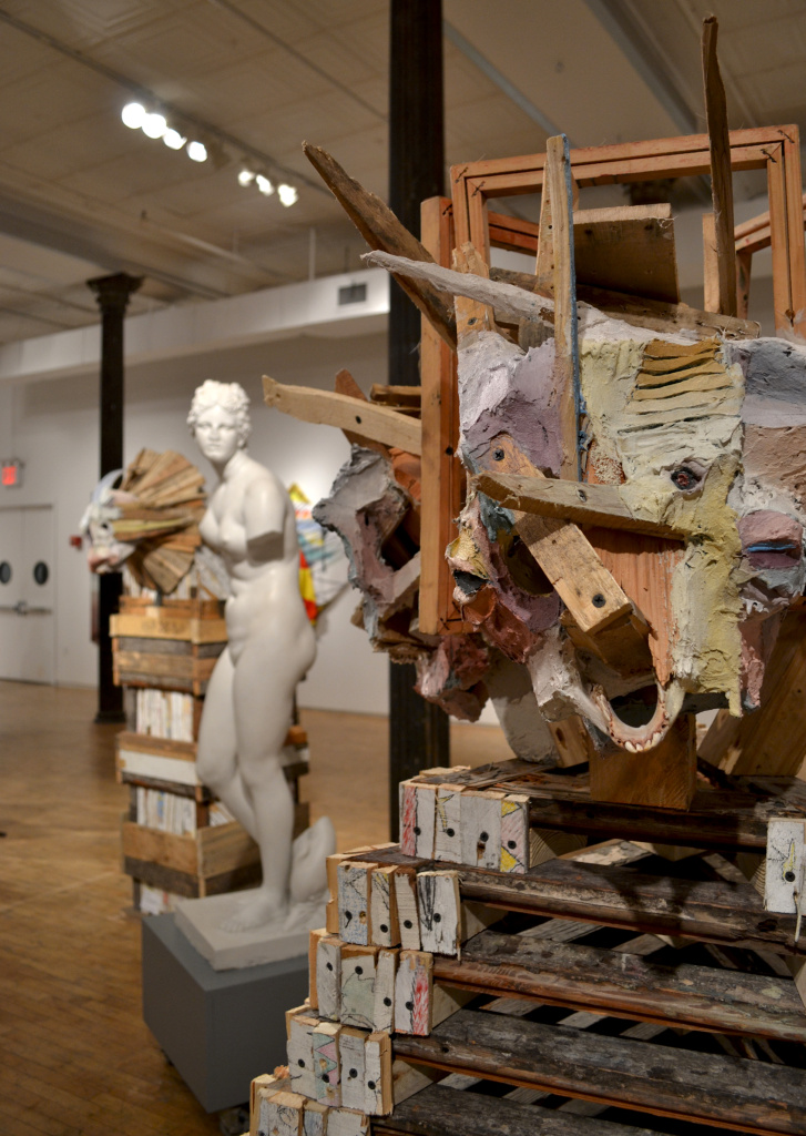 2013 Postgraduate Fellowship Exhibition at the New York Academy of Art