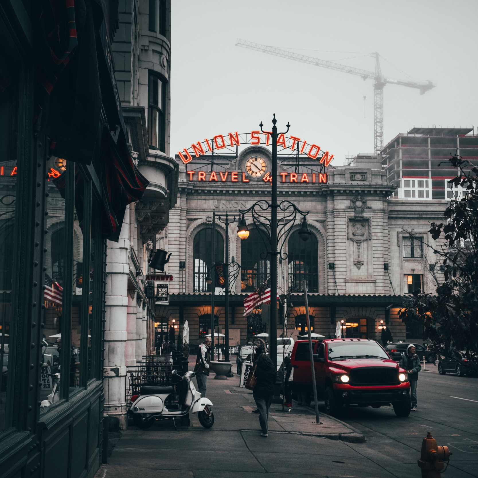 Denver, CO -