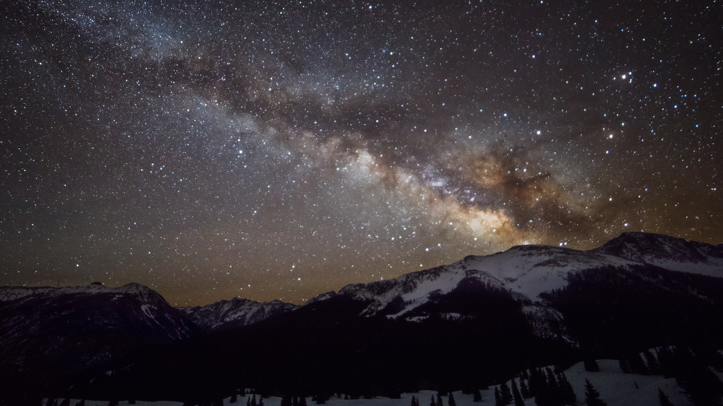 To the beautiful night skies - Come see the world through photographer, Tony Curado's eyes!