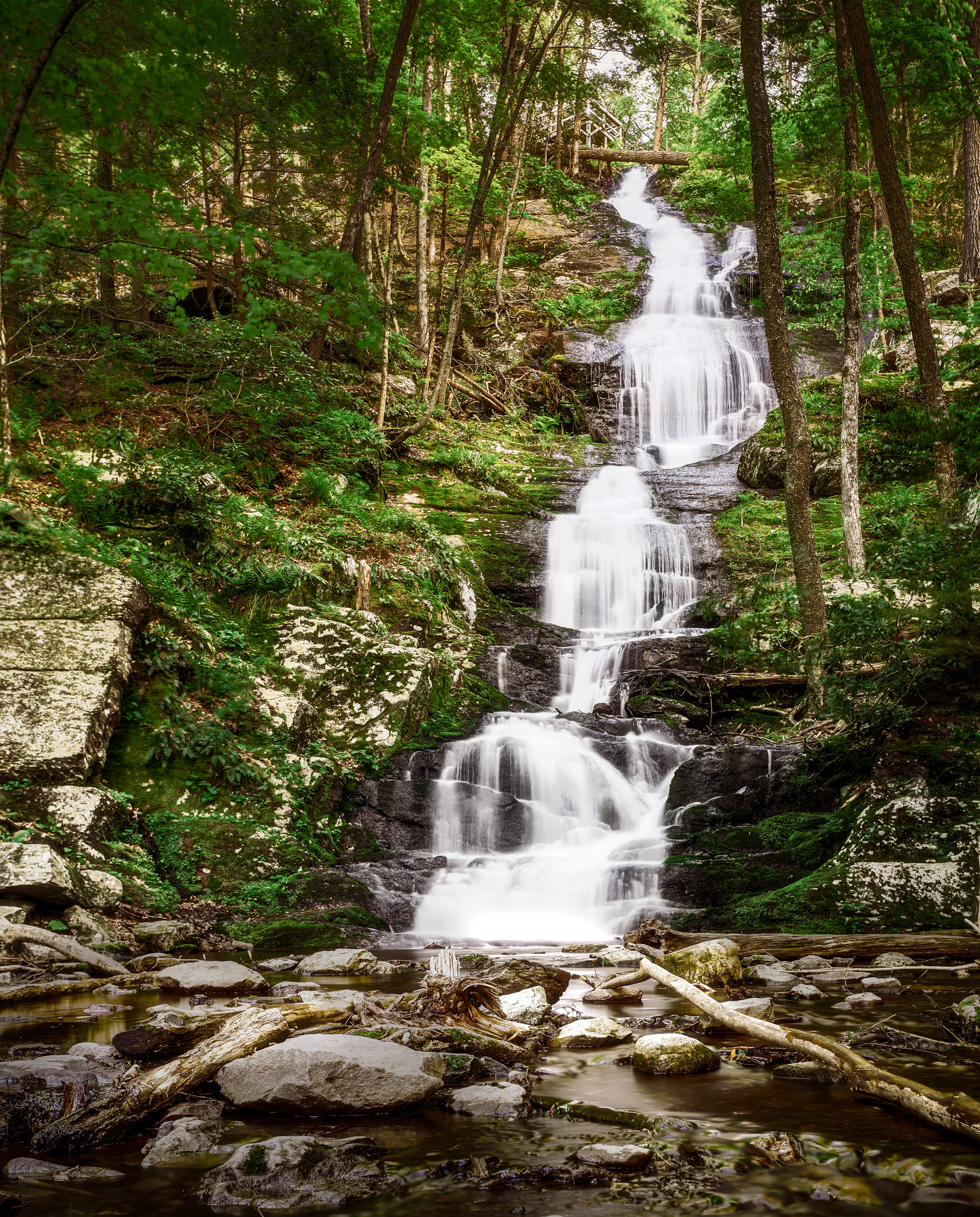 From Waterfalls -
