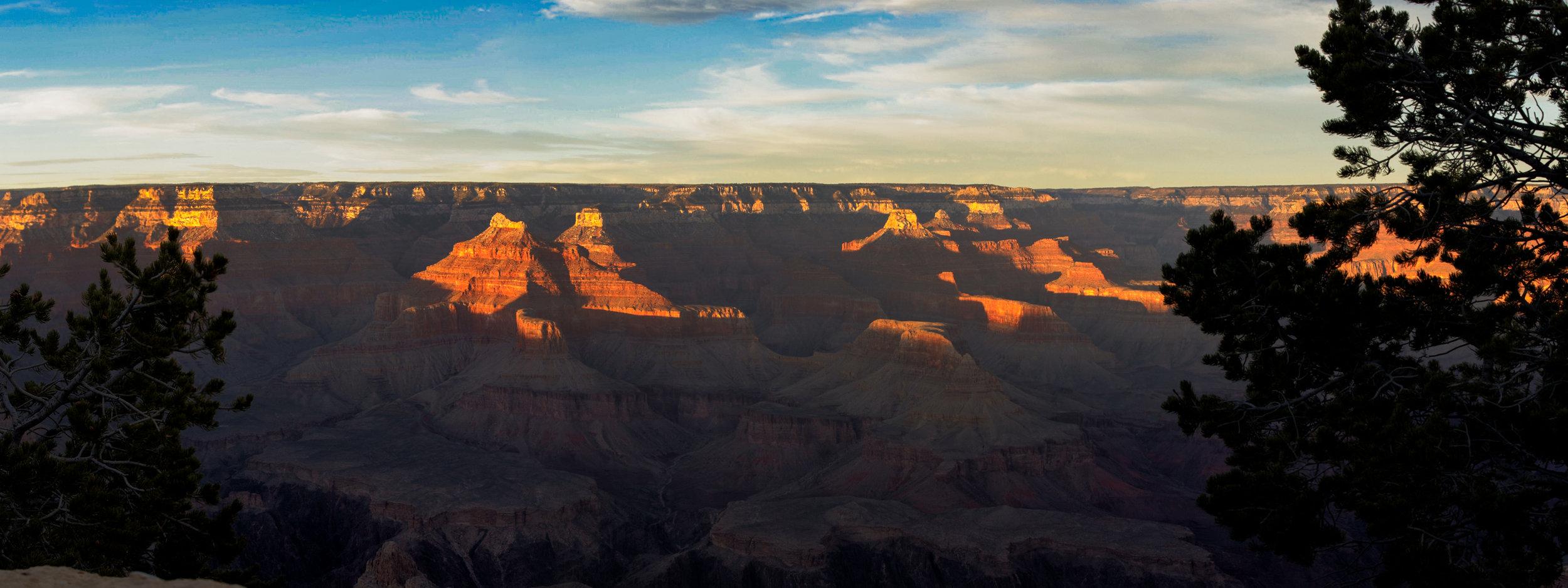 To Panoramic Vistas from across America! -