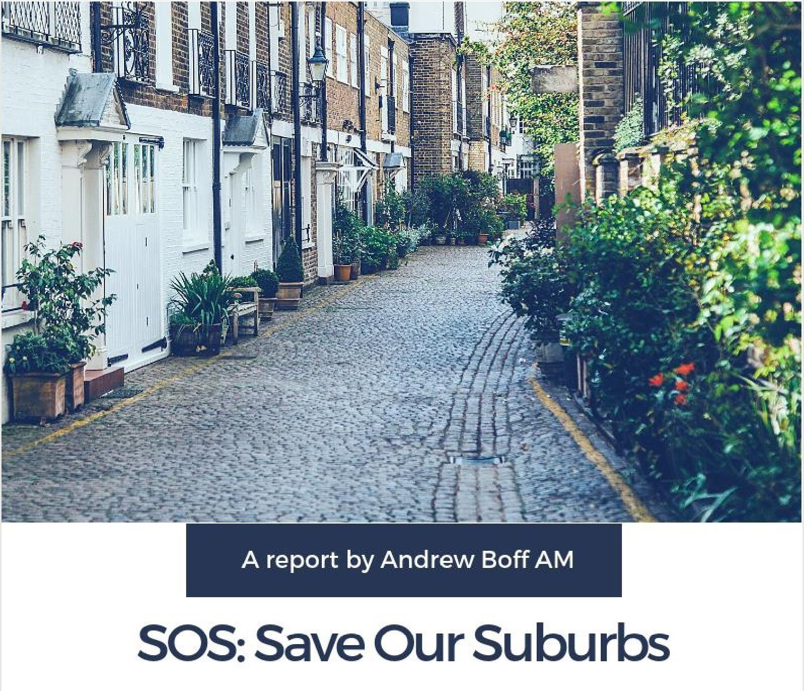 Full report - Read the full Conservative London Assembly report, on Labour's war on the suburbs and what Conservatives would do differently.Save Our Suburbs