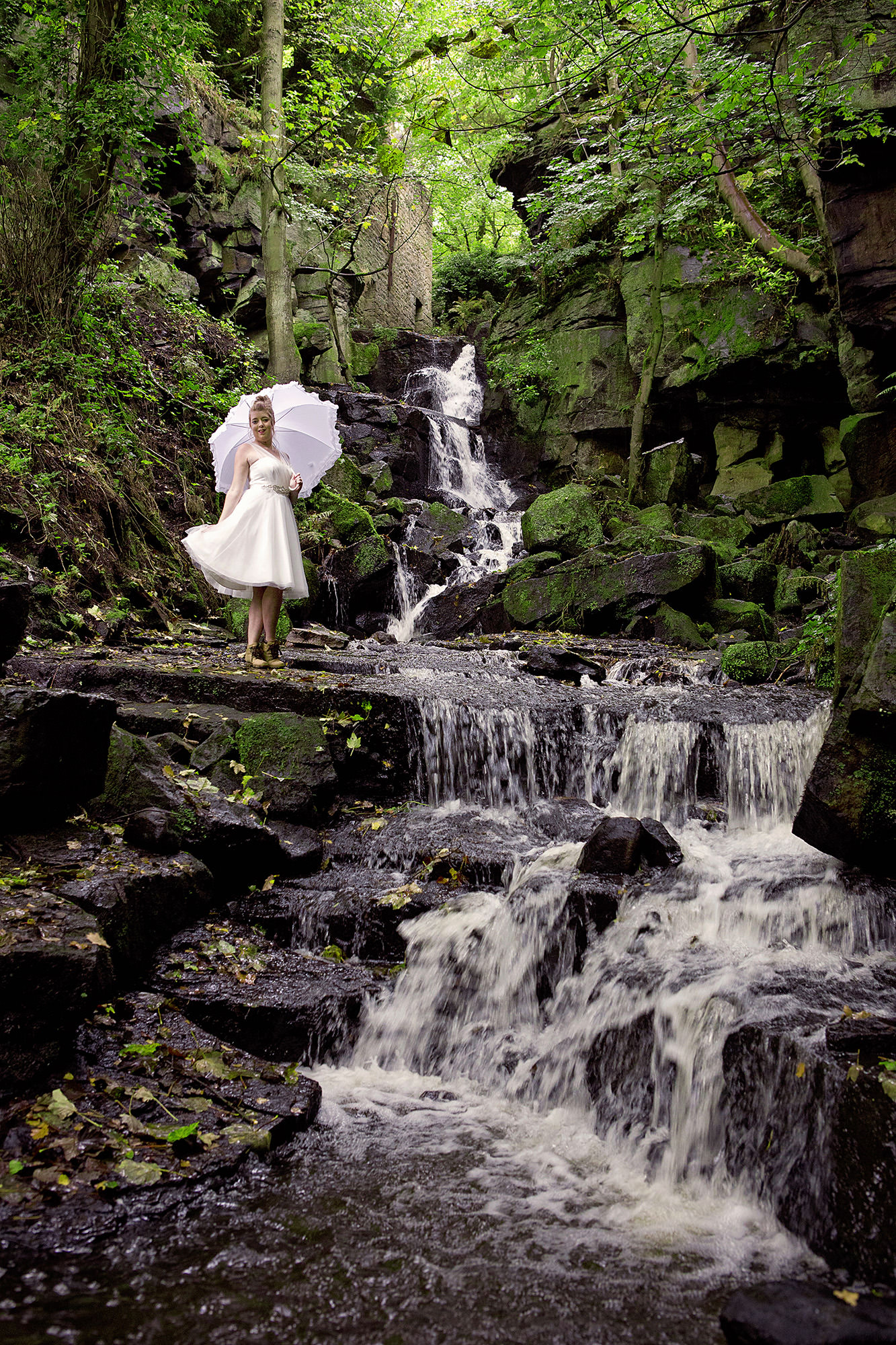 Trash the dress wedding photos Cambridgeshire 2.jpg