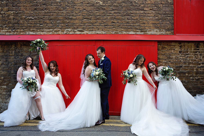 Unique wedding photographers Cambridgeshire