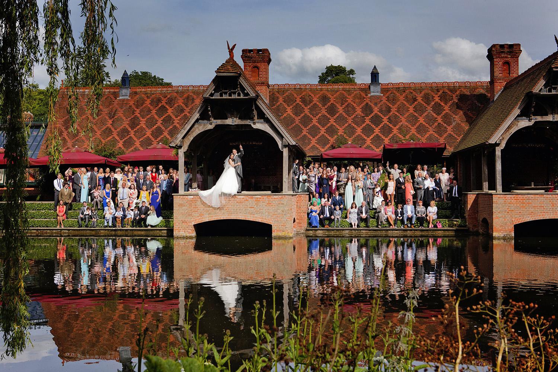 Waddesdon Manor wedding photography