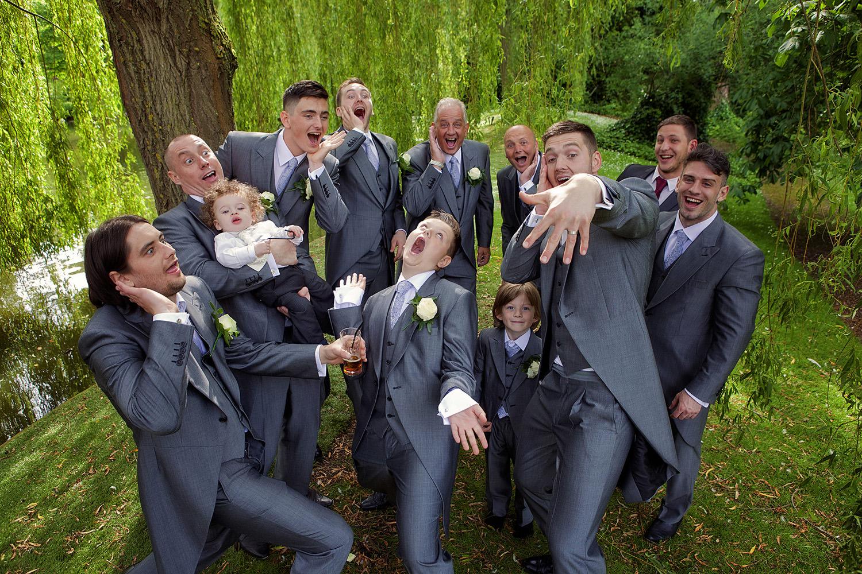 Fun wedding photographer Cambridgeshire
