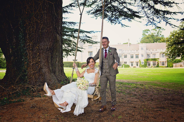 Irnham Hall wedding photos