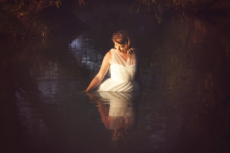 Creative wedding photography Cambridgeshire