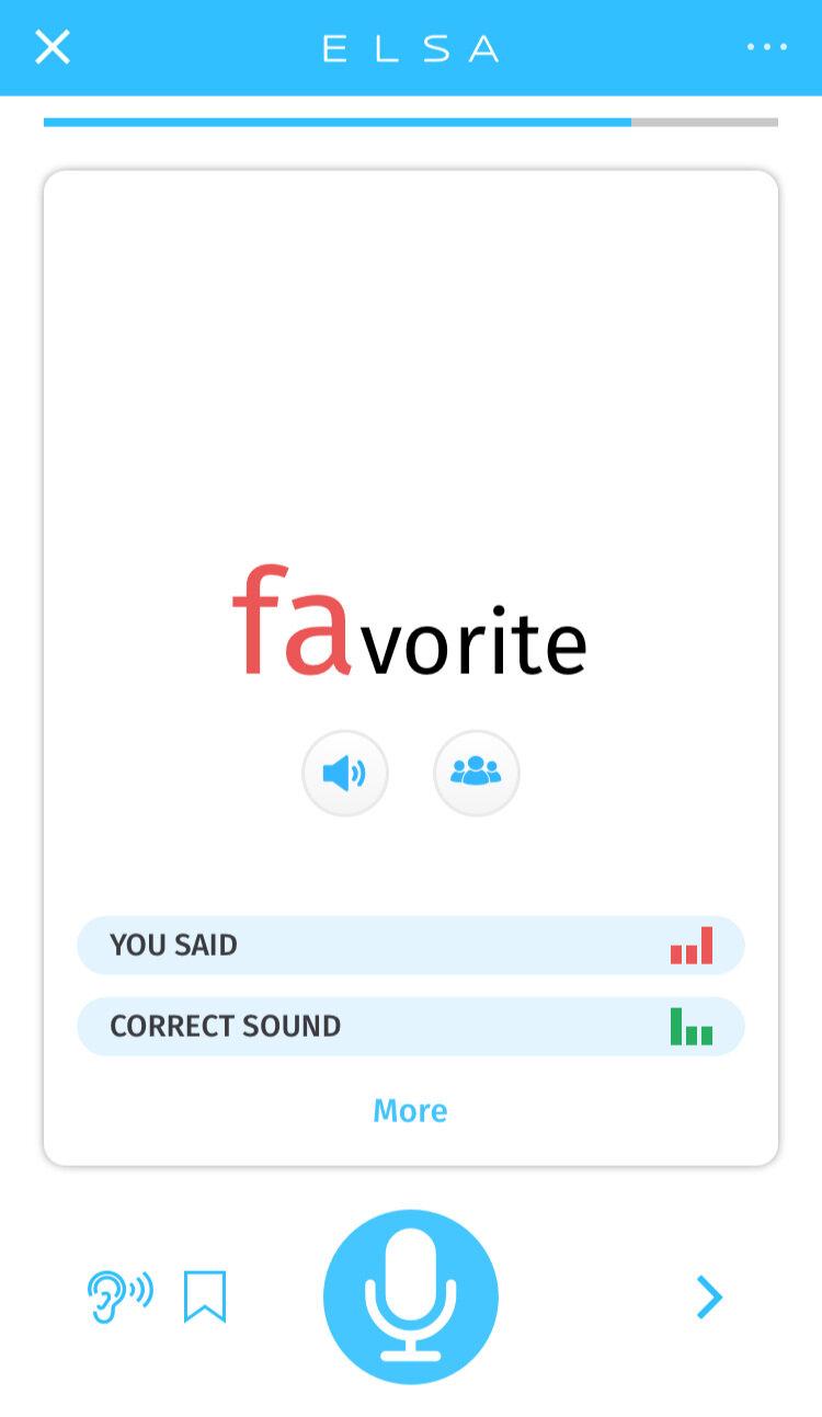 Practice Your American English Pronunciation With ELSA Speak — In
