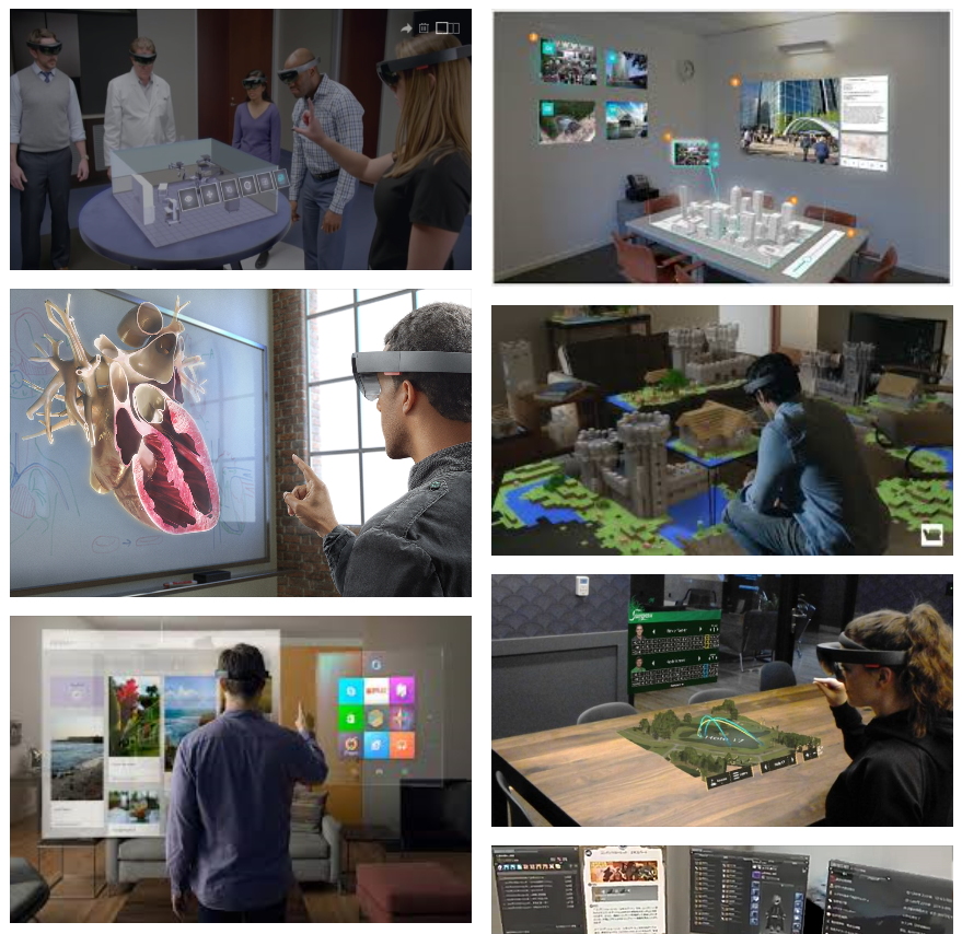 HoloLens Mood Board