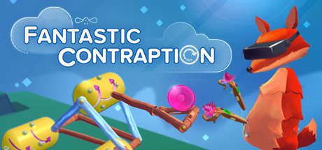 Fantastic Contraption - Contraption tinkering game