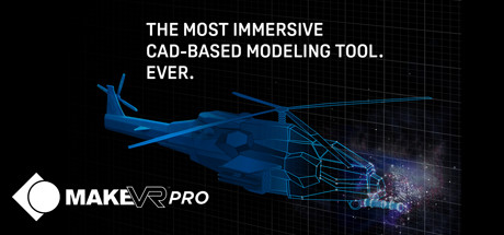 MakeVR Pro - Advanced CAD tool
