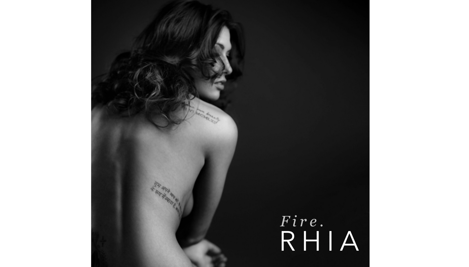 """Rhia Bahree is a highly sought after Australian-born Recording Artist, Vocalist, Performer and Songwriter, with a strong engineering background. Her new single """"Fire"""" is available now on all streaming platforms. Music is My Radar interview."""