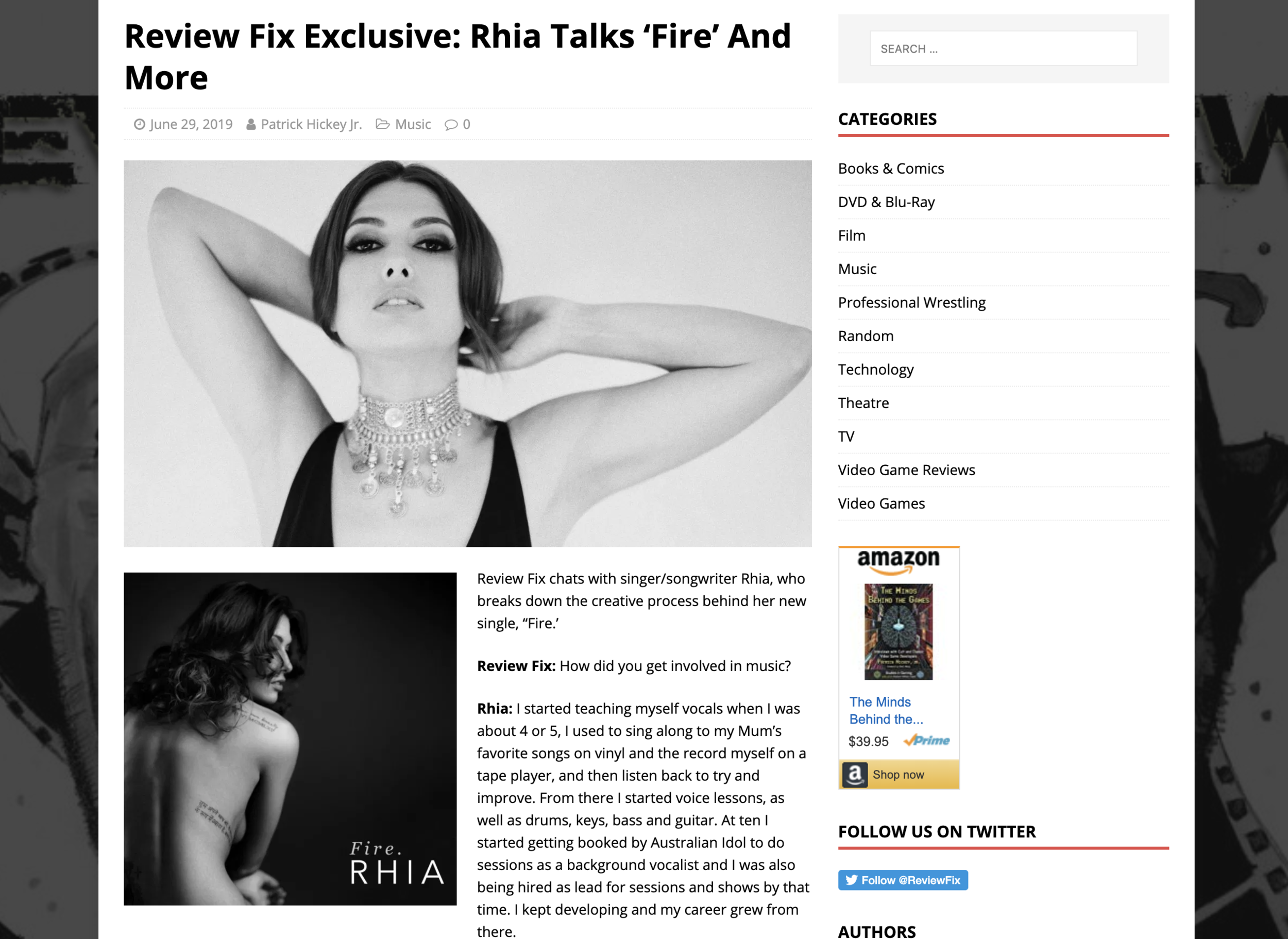 Rhia popstar hit song fire. Rhiamusicofficial rhiamusic .png