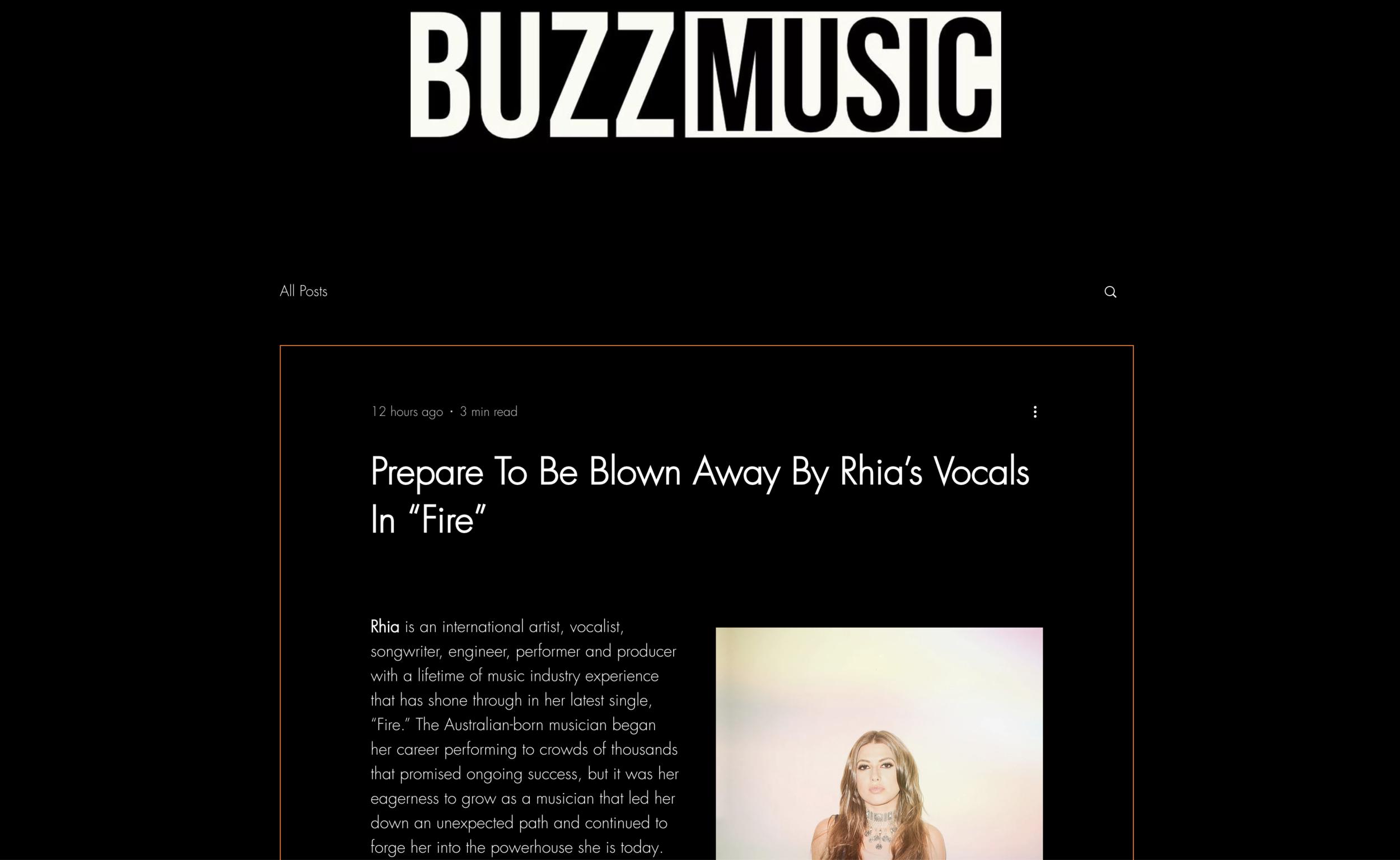 Rhia Buzz music buzzmusic rhiamusic official fire beyonce.png