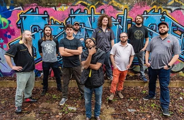 We are only TWO days away from Funk You taking the stage with special guest Capsule Corp this Saturday, August 3rd at Barrelhouse LIVE! Use the link in our bio to get your tickets before they're gone!