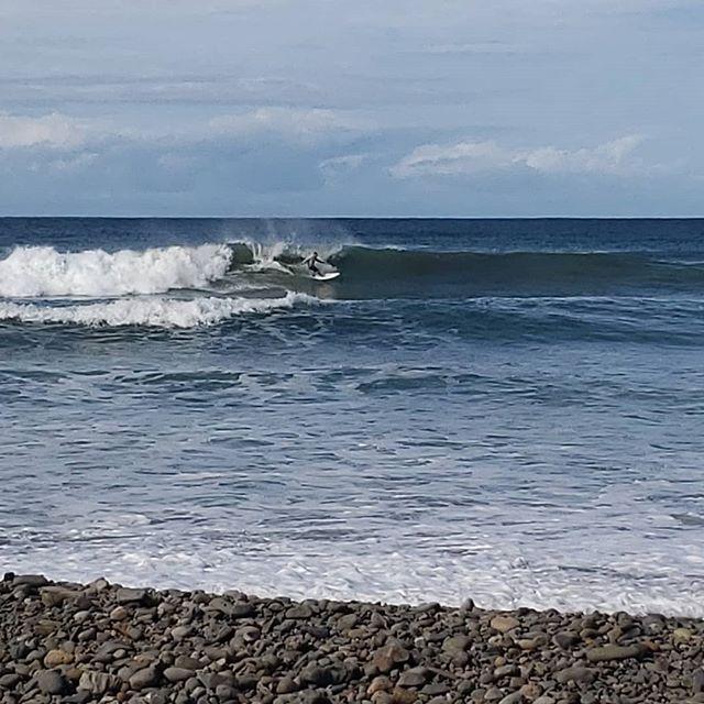Fun waves in Domi! #surf #surfing #beach #hammock #puravida #relax #beachlife #costarica #luzalifestyle #travel #fun #waves #saltlife #lifestyle