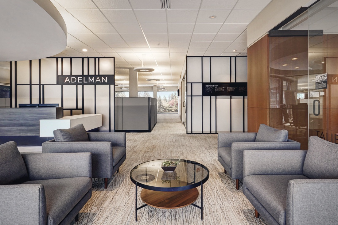 Adelman Headquarters - Commercial Renovation